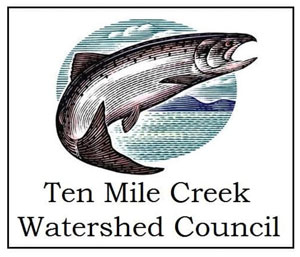 10 mile watershed council logo